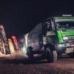 Paris-Dakar Truck Van Groningen